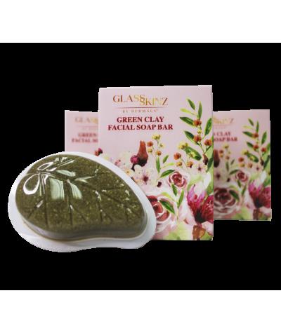 Green Clay Facial Soap